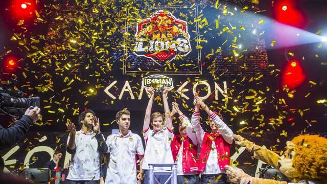 MAD Lions gana la Iberian Cup de League of Legends en BGW