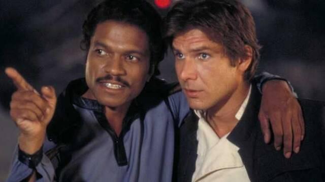 Harrison Ford rindió homenaje a Billy Dee Williams en el Black Film Festival