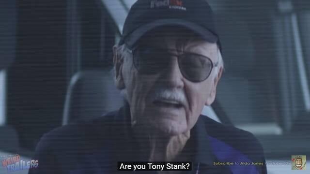 Así es el divertido tráiler de Vengadores: Endgame con Deadpool y Stan Lee