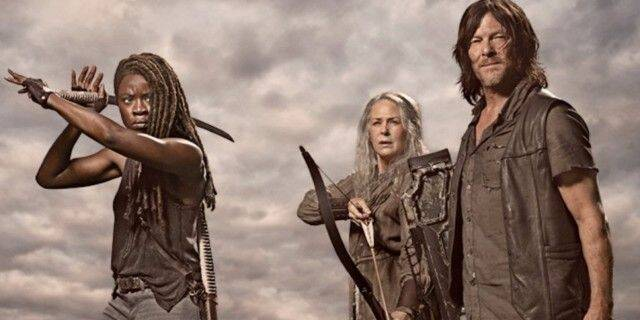 AMC espera un 'largo futuro' para 'The Walking Dead'