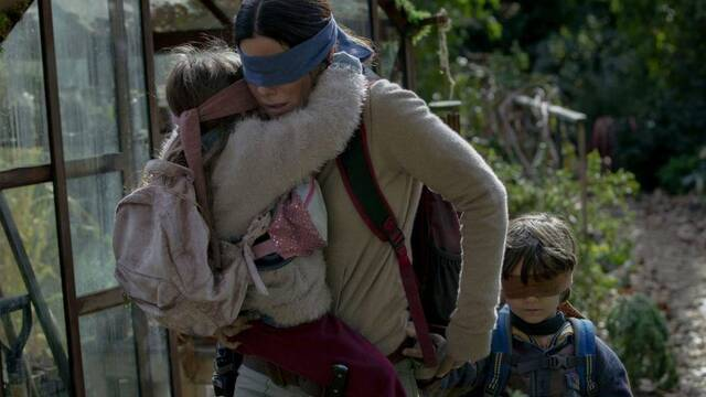 Nev Schulman de 'Catfish' y su extraño cameo en 'Bird Box'