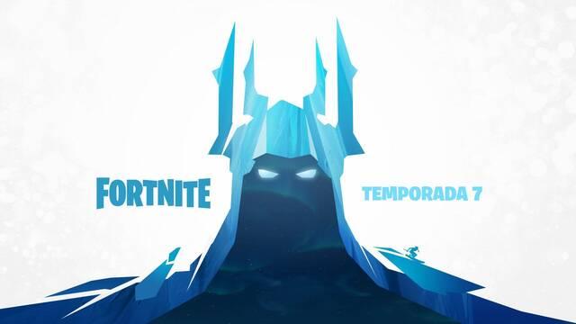 Epic publica la primera imagen de la Temporada 7 de Fortnite