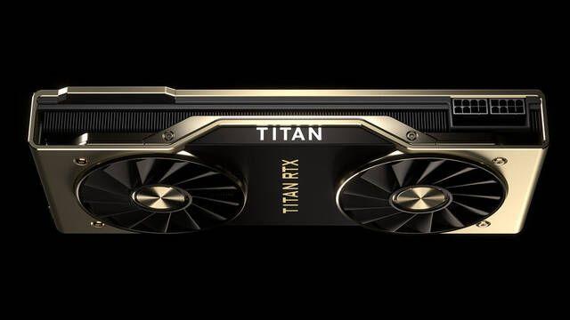 NVIDIA anuncia la nueva Titan RTX de 2699 euros