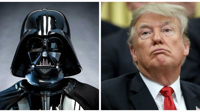 Star Wars: Mark Hamill dice que Darth Vader es 'mejor' que Trump