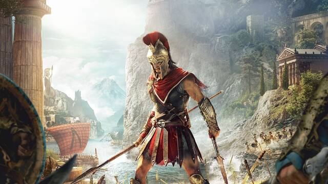 Analizan el rendimiento de Assassin's Creed Odyssey en Google Project Stream