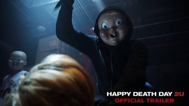 Revivir para morir: 'Feliz Día de tu Muerte 2' ya tiene trailer