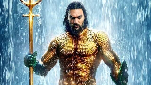 Jason Momoa: Dispuesto a seguir encarnando a Aquaman