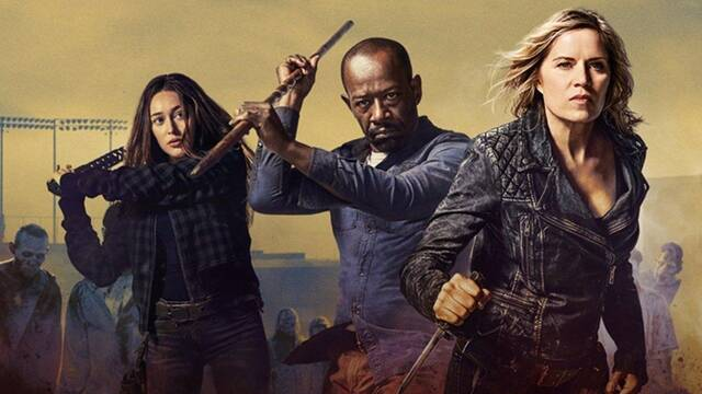 'Fear the Walking Dead' comienza el rodaje de su 5ª temporada