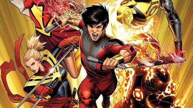 Marvel se encuentra trabajando en la película de Shang-Chi