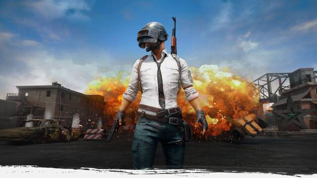 Se filtra un gameplay de PUBG en PS4 Pro