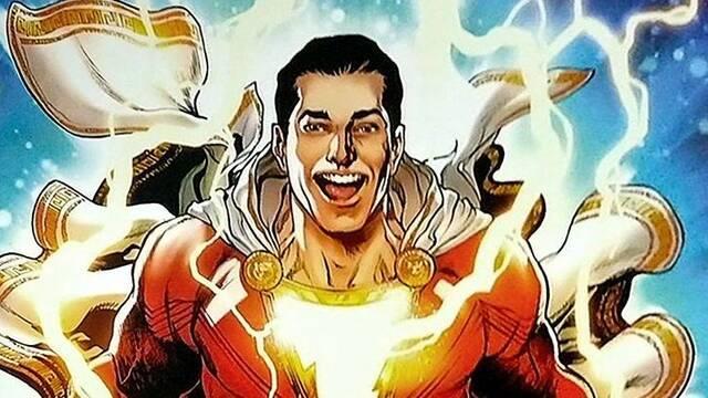 Revelado un nuevo póster de 'Shazam!' en el CCXP de Brasil
