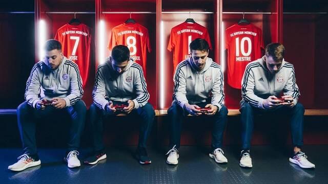 El Bayern de Múnich entra en los esports con PES 2020 de la mano de 3 españoles
