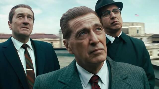 El Irlandés: 26 millones de hogares vieron la película en su primera semana