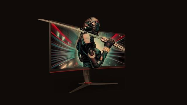 AOC presenta sus nuevos monitores curvos ultra-anchos para jugar: CU34G2 y CU34G2X