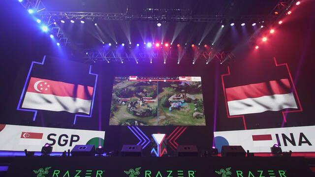 Los torneos de esports de los Juegos del Sudeste Asiático 2019 triunfan en audiencias