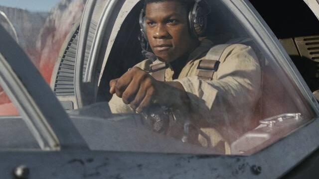 Star Wars: A John Boyega tampoco le convence Los últimos Jedi