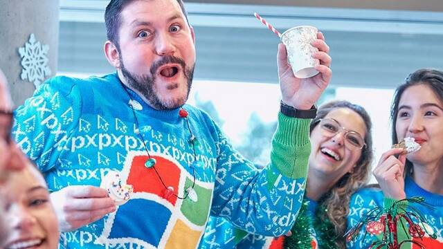 Windows XP vuelve... en forma de jersey navideño