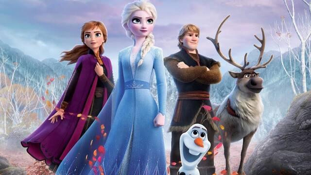 Frozen 2 se convierte en la sexta película de Disney que supera los 1000 millones de dólares este año