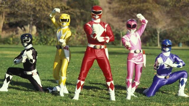 Los Power Rangers regresarán con una película al estilo noventero