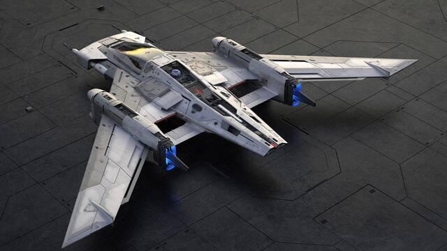 Porsche y Star Wars se alían para dar formas a las naves rebeldes