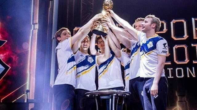 AOC renueva su acuerdo de colaboración con G2 Esports a largo plazo