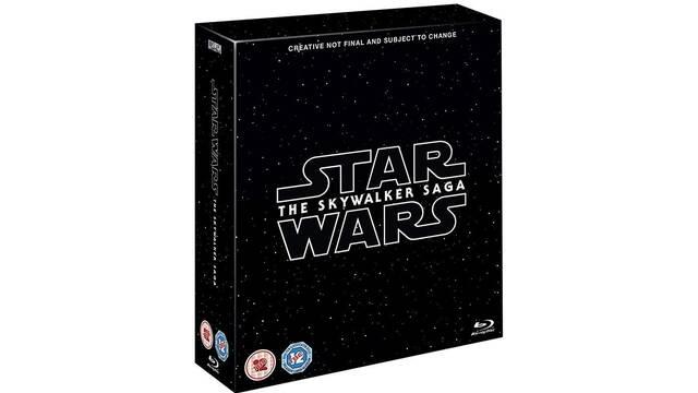 Anunciada la colección Skywalker Saga: 27 discos Blu-Ray 4K de Star Wars