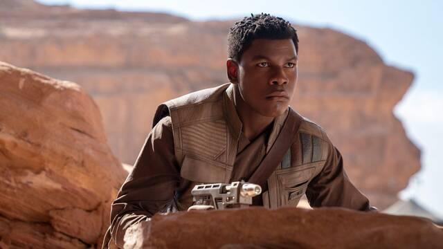Star Wars 9: Finn quiso decirle esto a Rey en la película