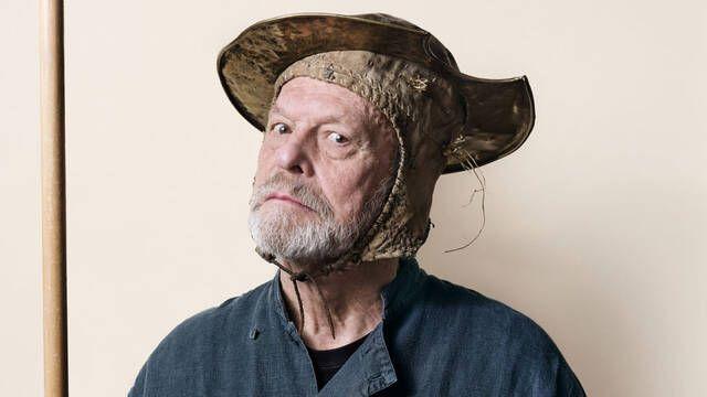 A Terry Gilliam de Monthy Python no le gustó la nominación de Black Panther