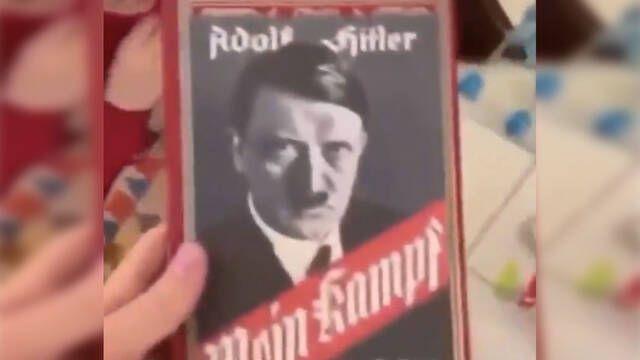 Su nieto quería el juego Minecraft, su abuelo le regaló el Mein Kampf