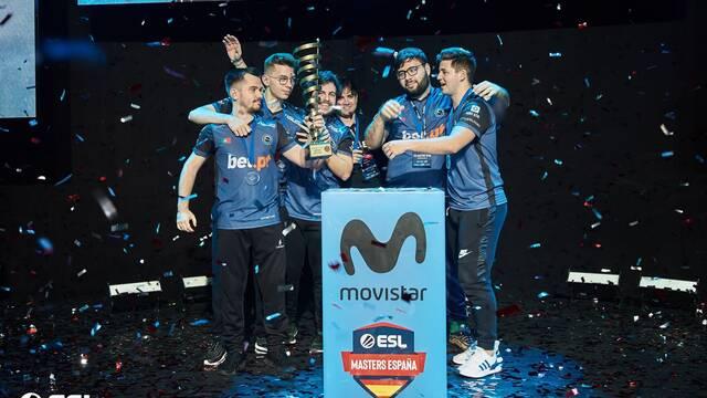 OFFSET Esports es el campeón de la ESL Masters CS:GO Temporada 6