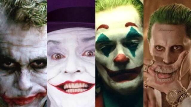 Las mejores encarnaciones del Joker en la historia - Actualizado 2019