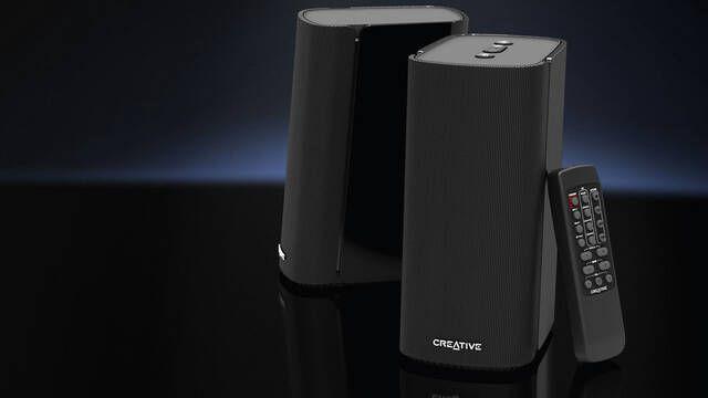 Creative T100, los nuevos altavoces estéreo de escritorio inalámbricos