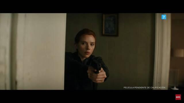 Viuda Negra: Ya está aquí el primer adelanto de la película