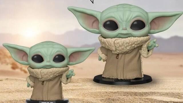 Ha llegado el día: Anunciado un Funko Pop de Baby Yoda