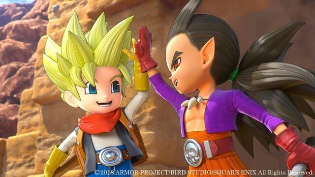 Dragon Quest Builders 2 utilizará Denuvo (Requisitos mínimos y recomendados para PC)