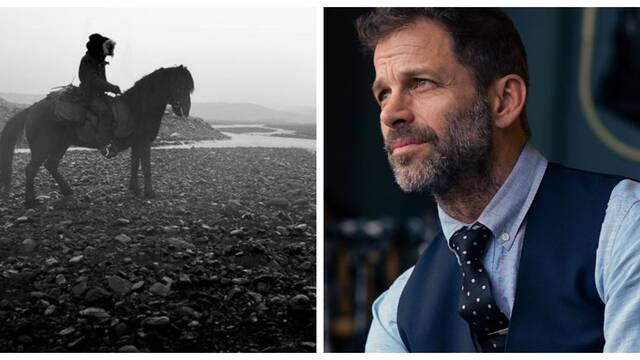 Snyder Cut: Una nueva imagen muestra a Batman a caballo