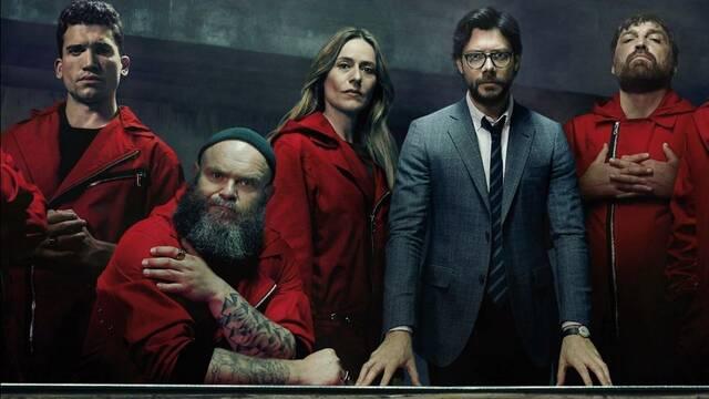 La Casa de Papel: La cuarta temporada se estrena el 3 de abril de 2020
