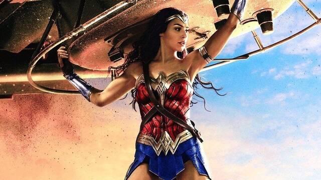 Wonder Woman 1984 deslumbra con su primer tráiler