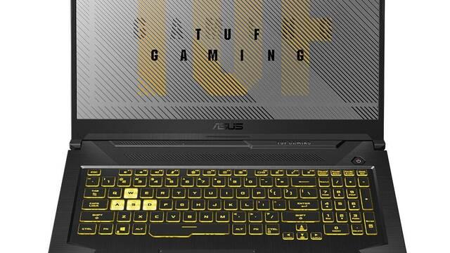 ASUS anuncia su portátil para jugar TUF Gaming A17