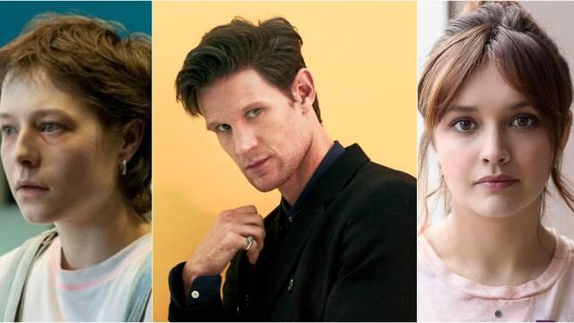 House of the Dragon: Matt Smith, Olivia Cooke y Emma D'Arcy se unen al elenco