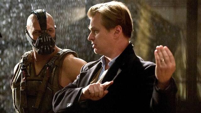 Christopher Nolan: 'El Bane de Tom Hardy es un villano infravalorado'