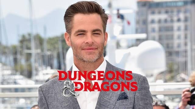 Chris Pine saca crítico y se une a la película de Dungeons and Dragons