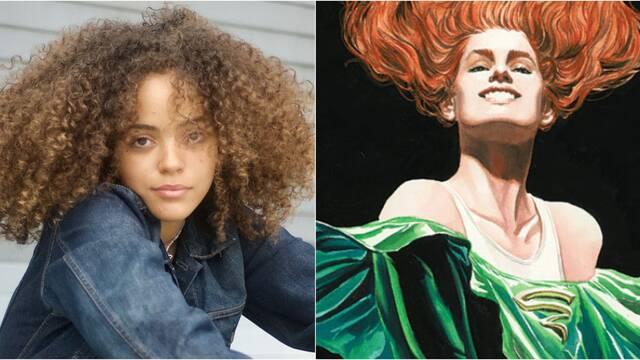 Black Adam: Quintessa Swindell será Cyclone en la película de DC