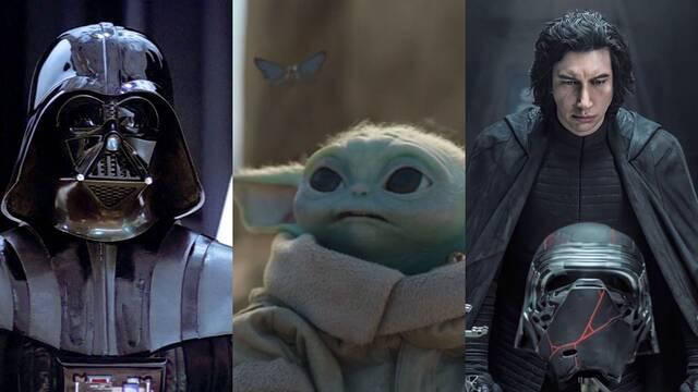 The Mandalorian: Sobre Baby Yoda, Darth Vader, Kylo Ren y las mariposas azules