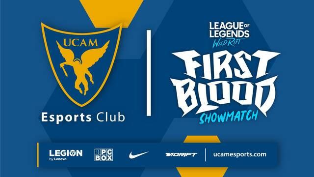 UCAM Esports participará en Wild Rift First Blood