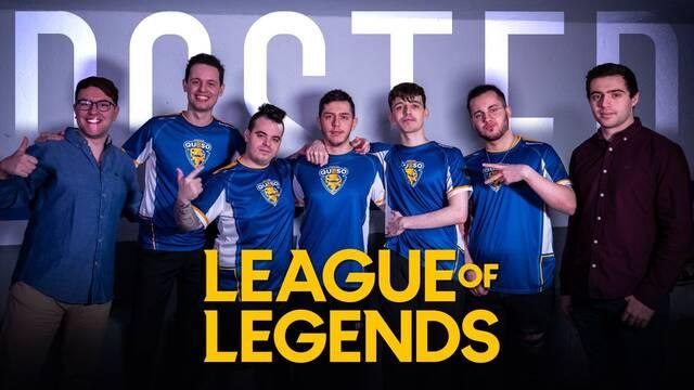 Team Queso anuncia su equipo de League of Legends para 2021 con la vuleta de Send0o