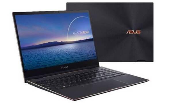 ASUS lanza su portátil ZenBook Flip S