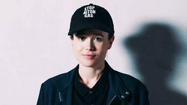 Elliot Page anuncia que es trans: Seguirá en The Umbrella Academy