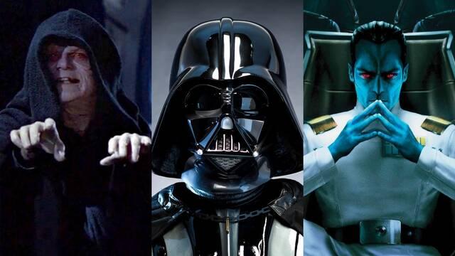 Star Wars: Darth Vader se corona como el mejor villano de la saga en una lista con sorpresas