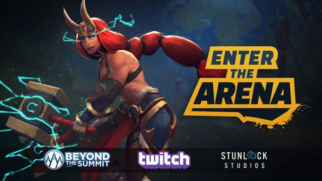 Battlerite anuncia 'Enter the Arena', su primer campeonato de eSports